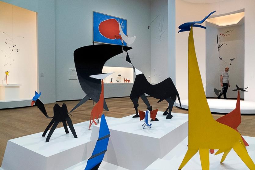 The Calder Room