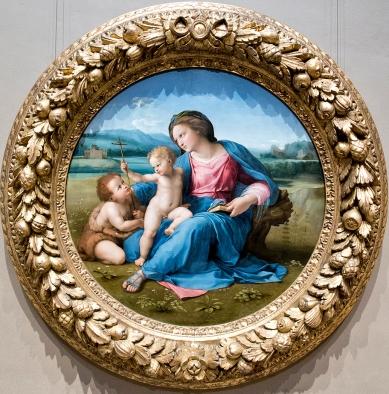 Raphael: The Alba Madonna