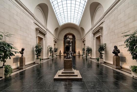 West Building: West Sculpture Hall